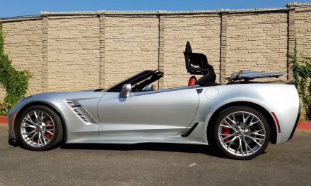 SmartTOP Additional Top Control for the Chevrolet Corvette C7 is Now Available