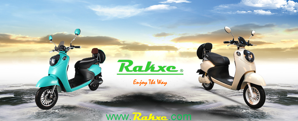 Rakxe Electric Globally Launches Electric Scooter with Fashionable Design