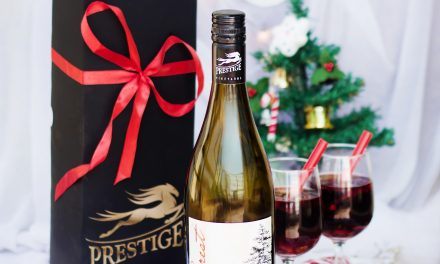 Pine Forest – Cabernet Shiraz by Prestige Vineyards is what you need this Christmas!