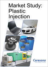 Sparkling Revenues: Ceresana Analyzes the Global Market for Plastics for Injection Molding