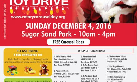Bask in the Holiday Spirit with Rotary International's Toy Drive