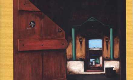Home and Other Places by Trivarna Hariharan