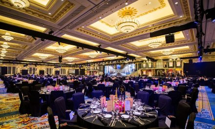 Create the Ultimate Event All Under One Roof with  Sands Resorts Cotai Strip Macao 'Smart Meetings in Macao' Offer