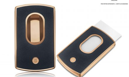 WILLIAM PENN INTRODUCES SHEFFIELD BUSINESS CARD HOLDERS BY LAPIS BARD