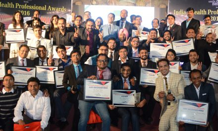 IROLHS in collaboration with Smile Nation awards the best professionals in the healthcare industry in India