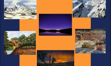 """Fusion Art's 2nd Annual """"Landscapes"""" International Online Juried Art Exhibition Opened January 1, 2017"""