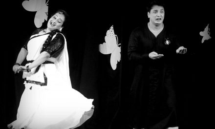 Hindi Cinema B&W era recreated with Kathak by Nrityanidhi – Release by bubble communication
