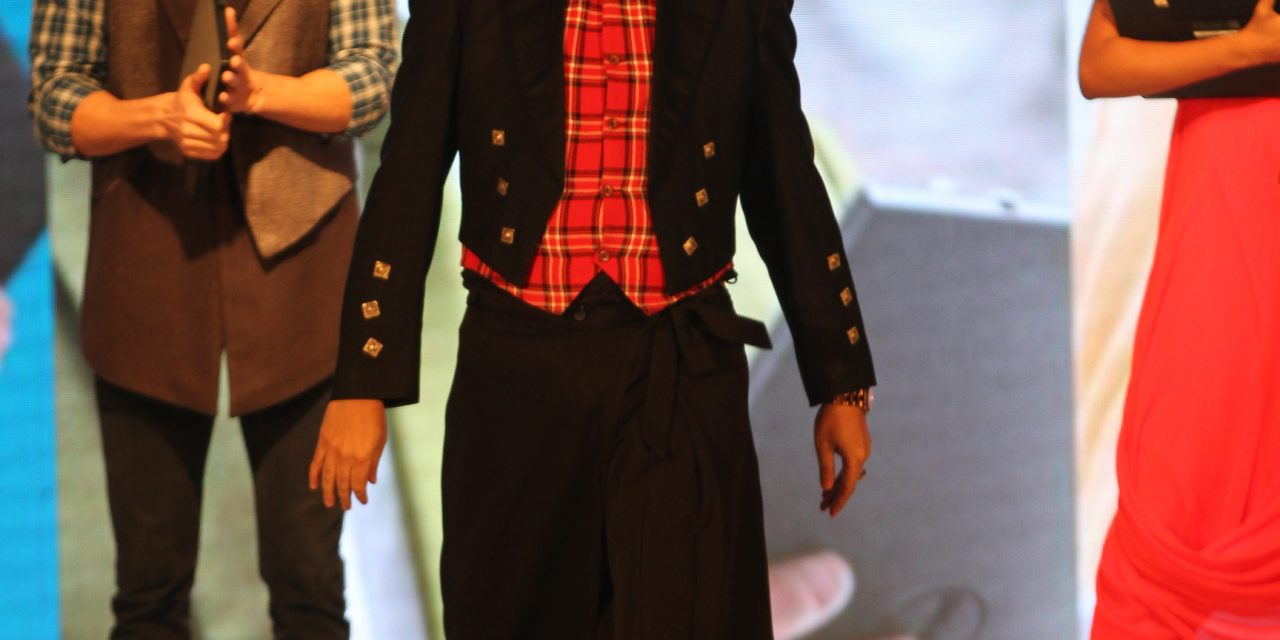 DESIGNER ROHIT VERMA SHOWCASED HIS COLLECTION FOR DELL EVENTS