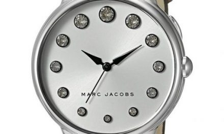 Marc Jacobs Betty Crystals Quartz MJ1476 Women's Watch| Substantial fashion to outlive passing trends