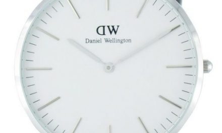 Daniel Wellington Classic Canterbury Quartz DW00100016 (0202DW) Mens Watch: Off With Boredom