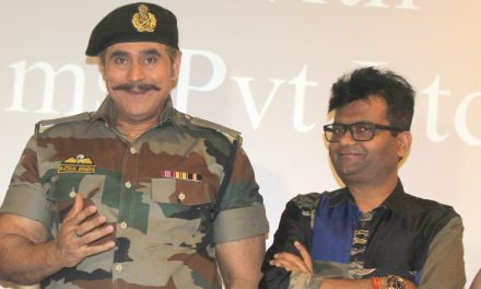 Industrialist & Philanthropist Dr. Aneel Murarka expressed his love for the Indian Soldiers on Valentine' s Day.