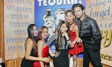 R- ADDA ROOF TOP KITCHEN N BAR- LEADING CELEBRITY HANGOUT CELEBRATED VALENTINE'S DAY