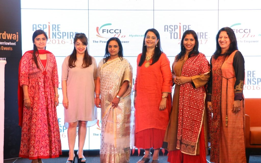FICCI FLO members learn event management lessons from Intl Event Planning Powerhouse Shubhra Bharadwaj