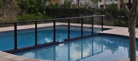 Aluminium Pool Fencing That Completely Shields Your Swimming Area