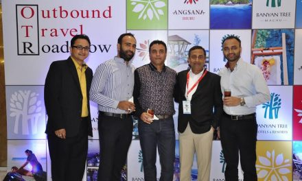 OUTBOUND TRAVEL ROADSHOW OPENS ITS 2017 CALENDER WITH WHOPPING SUCCESS
