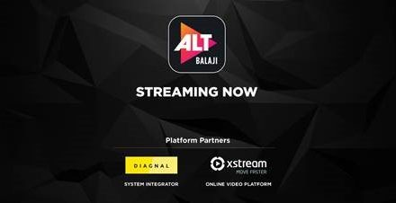 ALTBalaji launches Global OTT Entertainment Platform with technology partners Diagnal and Xstream