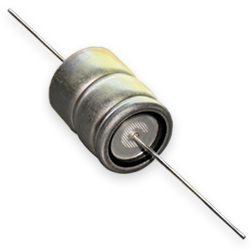 New Ruggedized Axial-Leaded Aluminum Electrolytic Capacitor Distributed by New Yorker Electronics
