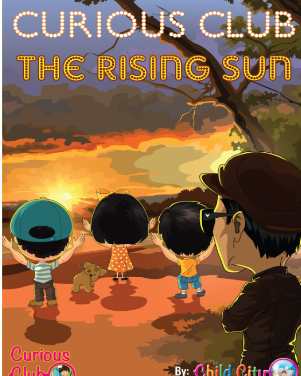 Rising with the rising sun