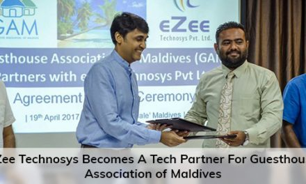 eZee Technosys Becomes A Technology Partner Of Guesthouse Association Of Maldives