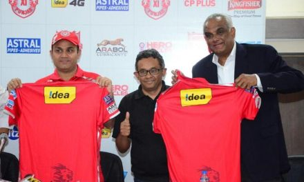 Idea Cellular extends partnership with Kings XI Punjab for the second year