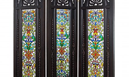 Divide & Rule! A royal range of room dividing screens by The Great Eastern Home
