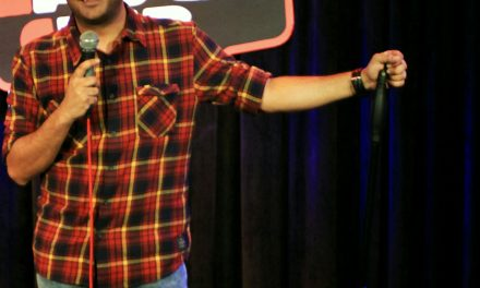 Standup Comedy ~ Engineered laughs with Vinay Sharma at R City Mall, Ghatkopar