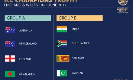 ICC Champions Trophy 2017 Live Streaming Information Updates on Sports Trendy