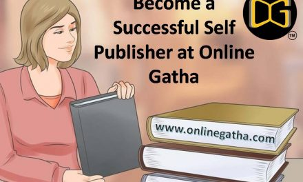 Become a successful self publisher at Online Gatha