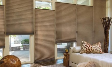 Stylish Cellular Blinds Add Distinctive Style to Any Living Space