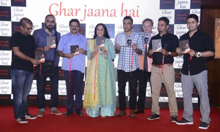 'Ghar Jaana Hai' musically brought alive the plight of drought affected  migrant families.