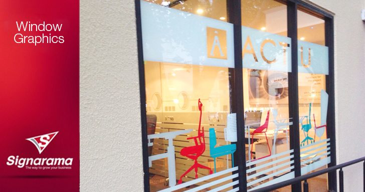 Custom Window Lettering – Great Way To Improve Appearance Of Your Office Space