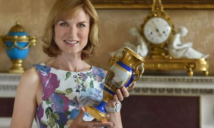 Tune in to watch Fiona Bruce and the BBC Antiques Roadshow team visit New Lanark World Heritage Site this weekend