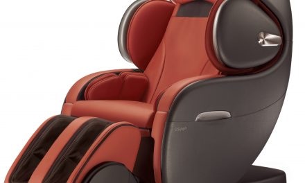 Infinite ways to relax your body OSIM brings uInfinity Lifestyle Massage chair