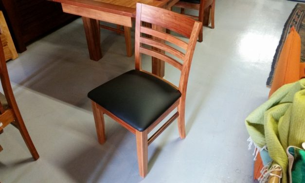 Coco Dining Chair- Functionality of the Design