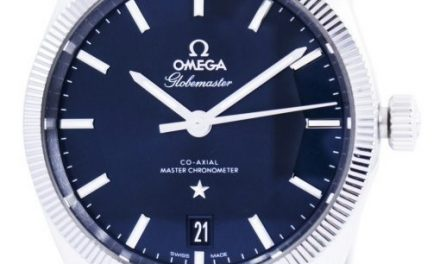 Omega Constellation Globemaster Co-Axial Master Chronometer 130.33.39.21.03.001 Mens Watch: Exciting, Minute New Developments
