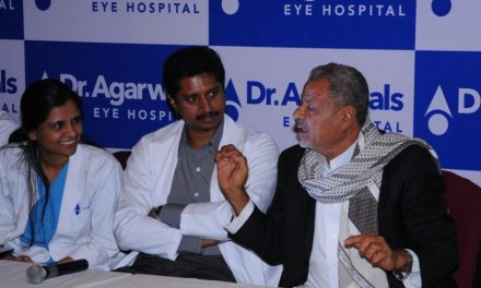 PATIENT FROM YEMEN SUCCESSFULLY CURED OF MULTIPLE EYE COMPLICATIONS THROUGH A SINGLE INTERVENTION