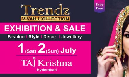 Trendz Vivah Collection expo from July 1st