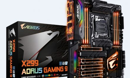 GIGABYTE Announces AORUS Gaming Series Motherboards With Support for Intel Optane Technology at the Computex 2017
