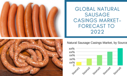 Natural Sausage Casings Market To Reach USD 3,090.1 Million By 2022