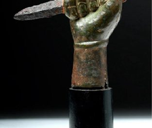 Artemis Gallery Aug 3 Fine Antiquities, Asian, Ethnographic Art Auction Rich with Cultural Classics