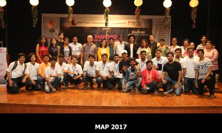 Music, Art and Poetry Festival (MAP 2017) ends on a positive note