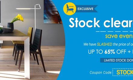 Stock Clearance Sale – Up to 65% Off at Online Furniture Store