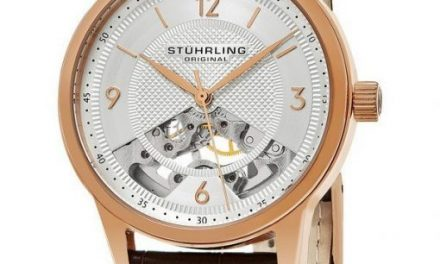 Stuhrling Original Legacy Automatic Mens Watch| The Everyday Dress-Watch