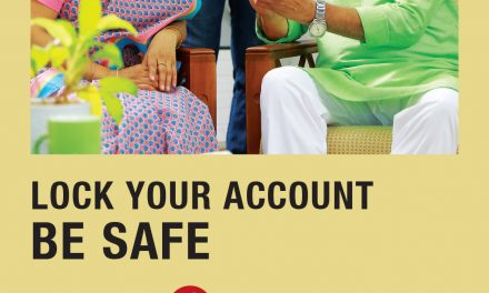 Now Lock your Bank Accounts from your mobile. Innovative safety feature from South Indian Bank