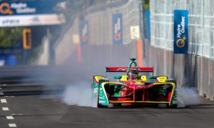 LANXESS pigments used in Formula E