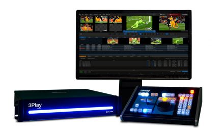 RT Software announces support for NewTek 3Play® replay server across tOG-Sports telestration family