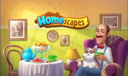 Playrix Launches Homescapes, the New Story-Based Match-3 Adventure
