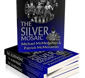 """FED Publishing Releases New Book, """"The Silver Mosaic, a Winston Churchill 1930s Thriller"""" by Michael McMenamin & Patrick McMenamin"""
