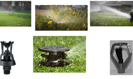 Get state-of-the-art lawn sprinklers to spruce up your garden lawns