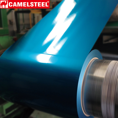 Production quality requirement of color coated steel coil